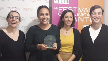 Seppic wins award for its brand wesource at the 29th Festival Com' Santé